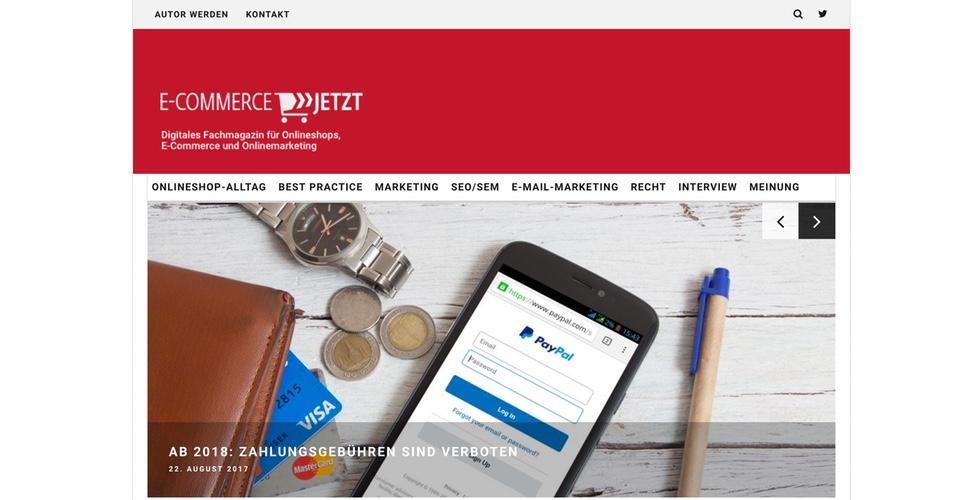 ecommerce.jetzt Startseite